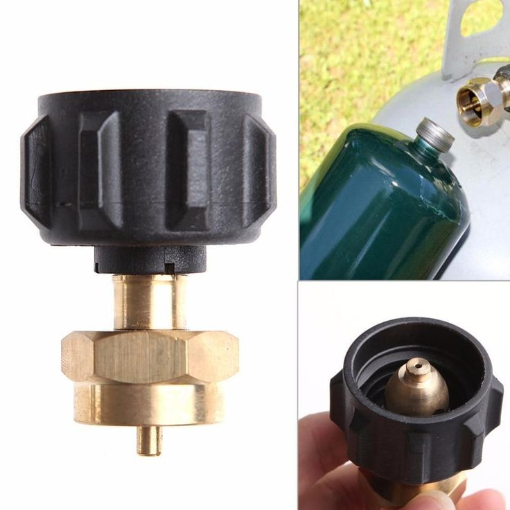 Propane Refill Adapter Camping gas stove, Bbq kit