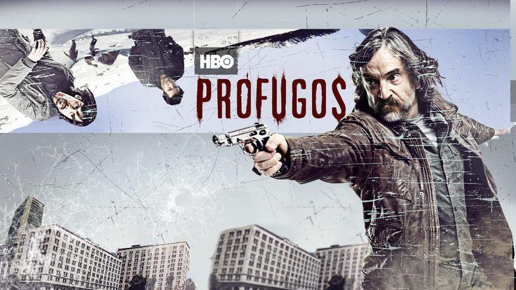 Profugos primera temporada  Audio Latino exelente serie chilena