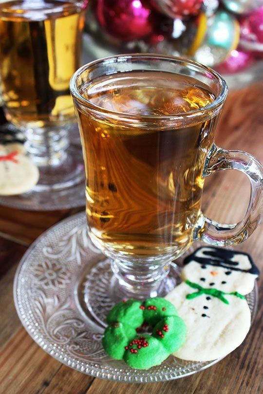 Perfect Recipe Pairing for Holiday Treats: The Rye and Ginger Hot Toddy — The 10-Minute Happy Hour