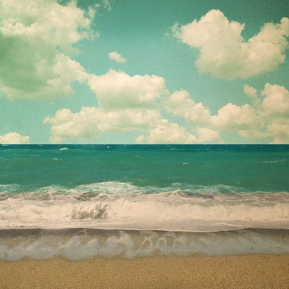 Beach Photography Devotion to the Ocean  Atlantic by TimIrving, $25.00