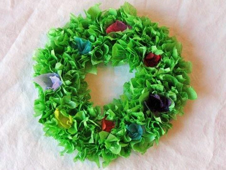 Wreath craft