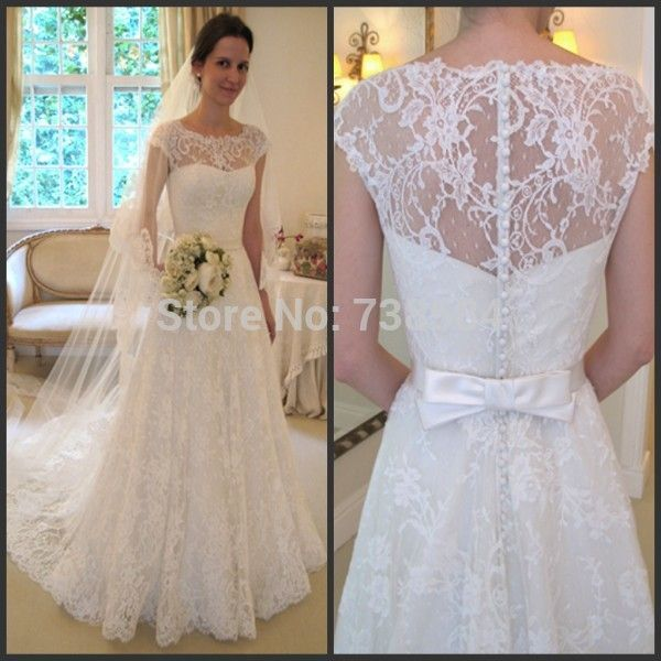 Find More Wedding Dresses Information about Free Shipping Unique High Neck See Through Back 925 Satin Wedding Dress Long Sleeve Lace,High Quality Wedding Dresses from 100% Love Wedding Dress & Evening Dress Factory on Aliexpress.com