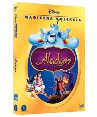 Aladyn - Ron Clements, John Musker, Maria Piotrowska (dubbing)