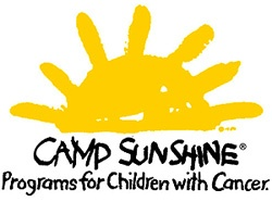 Camp Sunshine...we got our invite for this weekend. Here's hoping we can pull all the medical paperwork together in time!  So excited!!