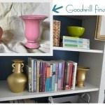 Eleven ways to reuse an old vase...terrarium, herb garden pots, bookends...candle lanterns...
