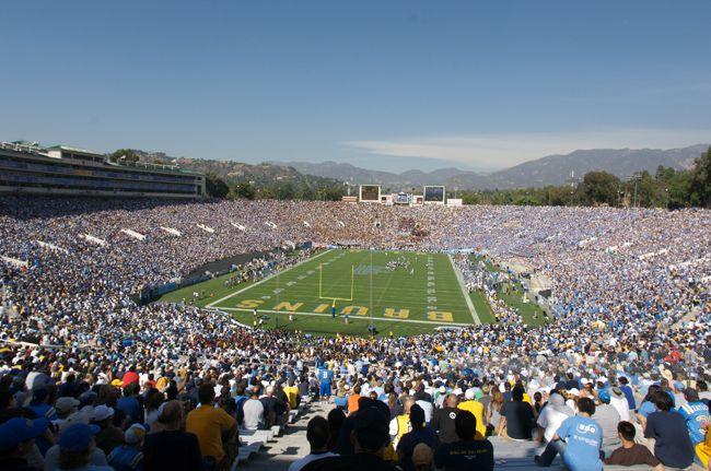 The Rose Bowl, UCLA – 94,392