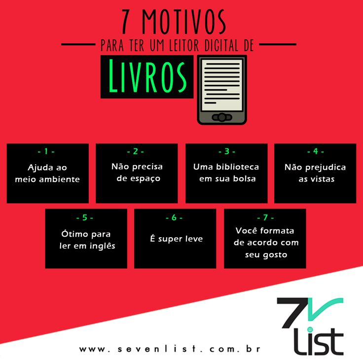 #Book #Reader #kobo #kindle #Lev #Ler #Livro #Entretenimento #Design www.sevenlist.com.br