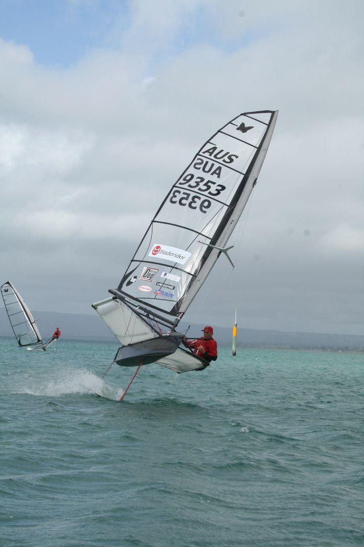 flying moth! Sailing - #nautical
