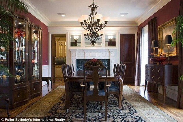 peyton manning's denver house | Inside Peyton Manning's $4.6million Denver home: NFL star buys ...