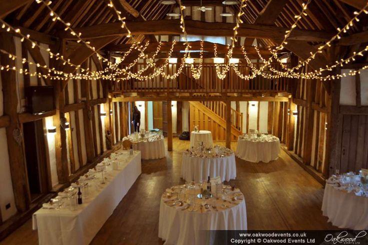 Tudor barn suffolk wedding