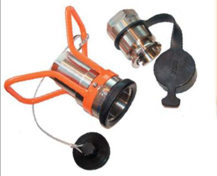 LPG Dry Break Coupling & Adaptor