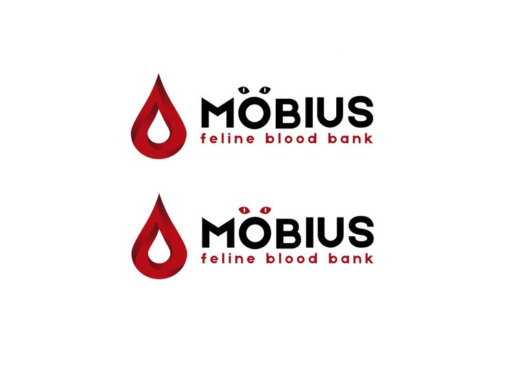 World's 1st blood bank just for CATs Modern, Professional Logo Design by Paul