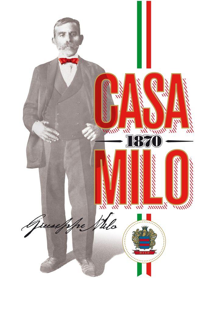 CASA MILO - Logo by LOJACONO & TEMPESTA