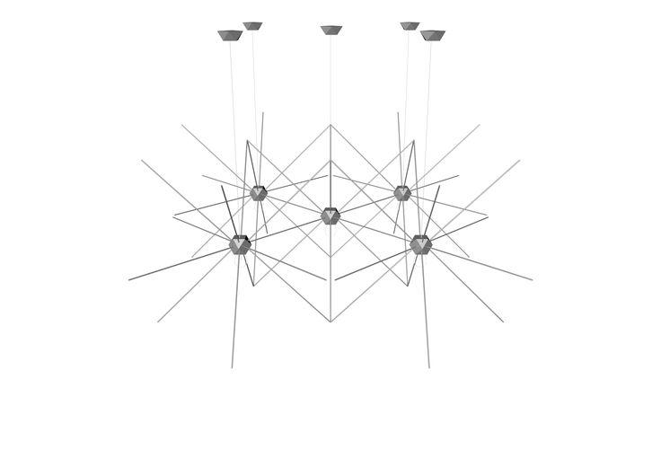 N-GON-E27-X5-ALU