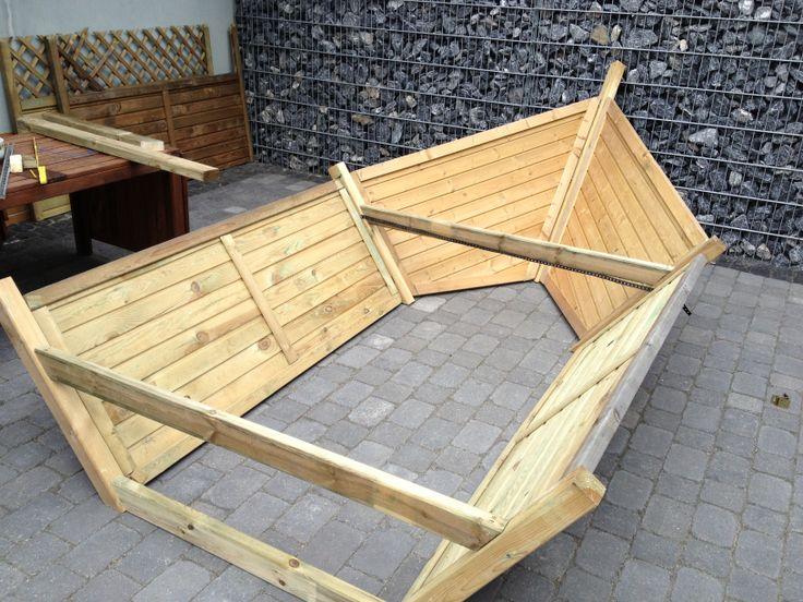 25 einzigartige sandkasten boot ideen auf pinterest kinder hinterhofspielplatz sandkasten. Black Bedroom Furniture Sets. Home Design Ideas