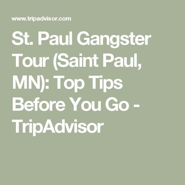St. Paul Gangster Tour (Saint Paul, MN): Top Tips Before You Go - TripAdvisor