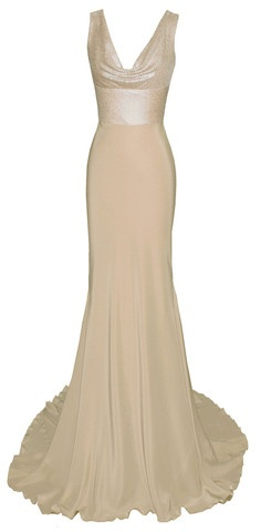 Nude Dress #longdress #dresses #dress