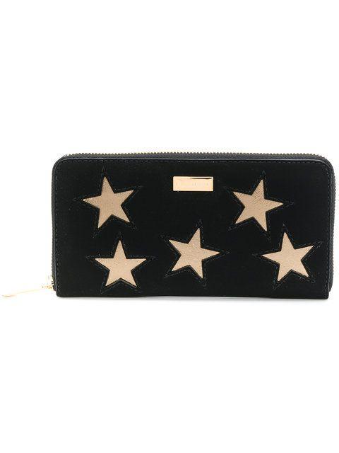 Stella McCartney Carteira com estrelas