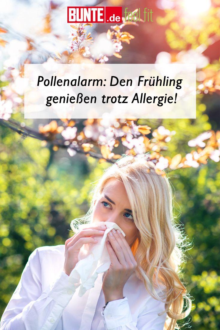Pollenalarm Woher Allergien Kommen Und Was Du Dagegen Tun Kannst