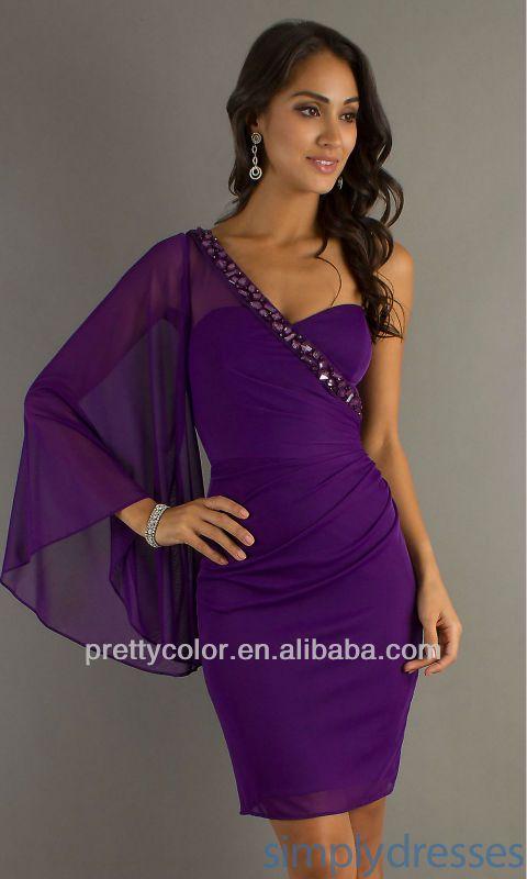 Aliexpress.com : Buy rhinestones prom dresses evening dress women 2013 beaded floor length long sleeve black slight mermaid new fashion from...