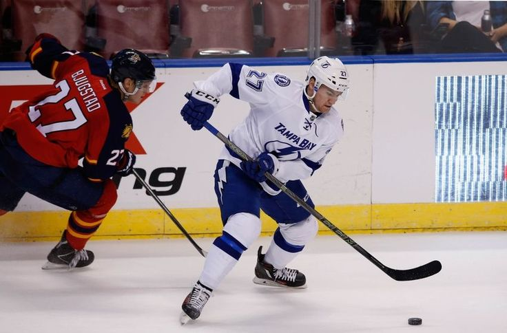 Tampa Bay Lightning F Jonathan Drouin Will Report to AHL Syracuse