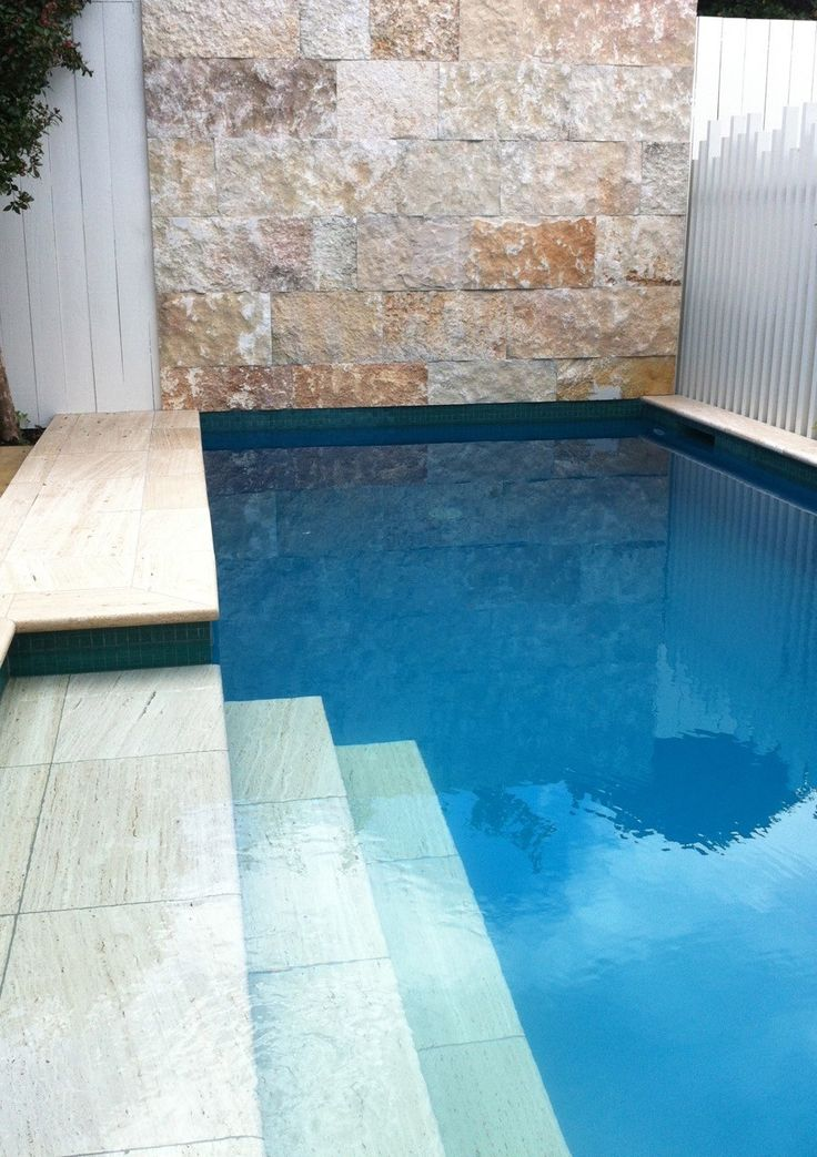 Small Pool by Mayfair Pools Auckland