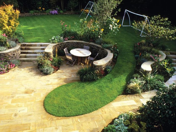Smart patio design, beautiful hardscaping and stylish decor combine to create perfect outdoor spaces just in time for warm-weather months.