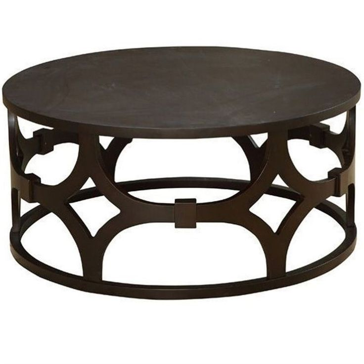 1000+ Ideas About Round Coffee Tables On Pinterest