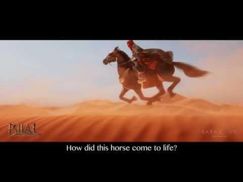 BILAL FACTS: Horse Production Bilal Movie #Bilal_Movie - YouTube