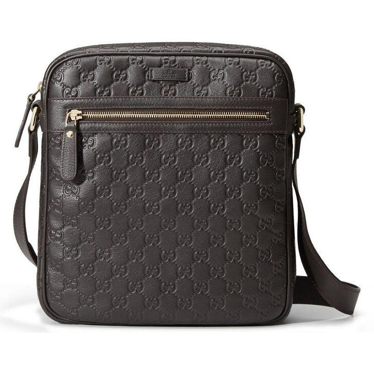 GUCCI MEDIUM DIAMANTE SHOULDER BAG. #gucci #bags #shoulder bags #leather #