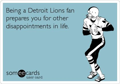 This made me laugh so hard. Love those Lions though.