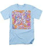 Play Time Men's T-Shirt  (Regular Fit) by Expressionistart studio Priscilla Batzell