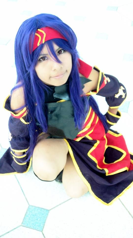 Cosplay: konno Yuuki / anime: Sword art Online - Mother Rosario/ cosplayer: Xian Wang