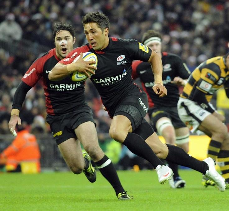 Wales - Gavin Henson (Saracens)