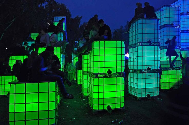 lighting-design @ fusion festival