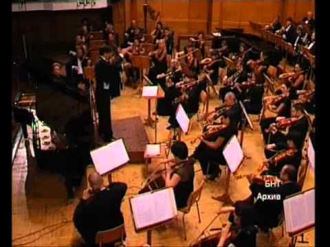 """Gershwin - """"Rhapsody In Blue"""" - The Symphony Orchestra of the Bulgarian National Radio, Andrew Armstrong - Piano, Maxim Eshkenazy - Conductor, Fortissimo Fest"""