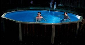 25 best ideas about floating pool lights on pinterest for Above ground pool lighting ideas