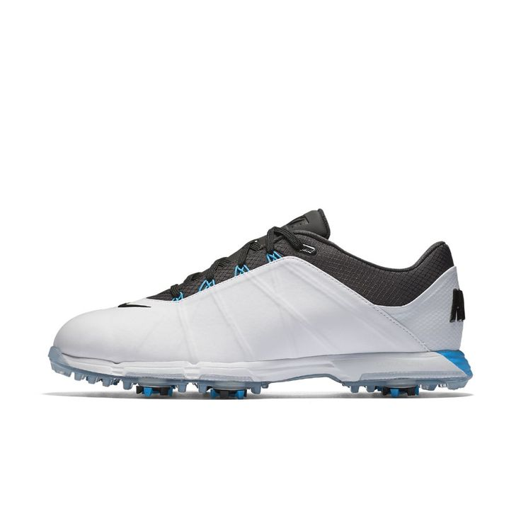 Nike Lunar Fire Men's Golf Shoe Size 10.5 (White)