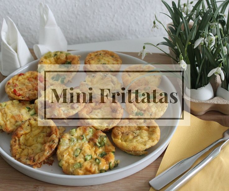 "Über 1.000 Ideen zu ""Mini Frittata auf Pinterest | Frittata Muffins ..."