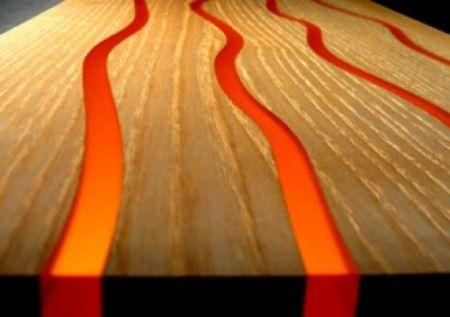 Panneaux décoratifs en bois Lamellux