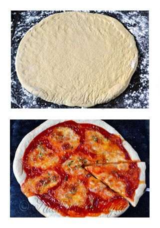 17 Best Ideas About No Yeast Pizza Dough On Pinterest