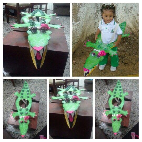 #cocodrilo #Halloween # juguete