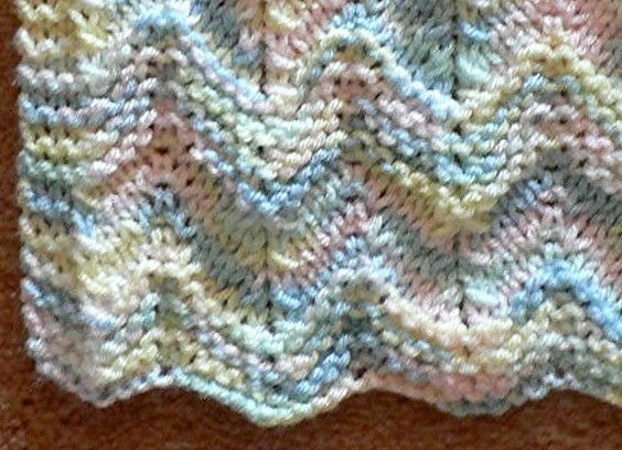 120 best Crochet / Baby Afghans 2 - Ripples & Waves images on ...