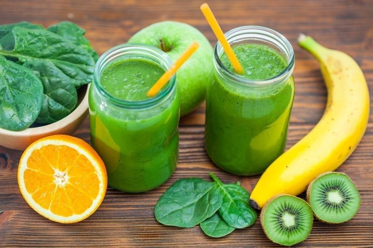 Smoothies are great for brightening the day, as they are filled with the taste of a fresh fruit and other delicious ingredients.