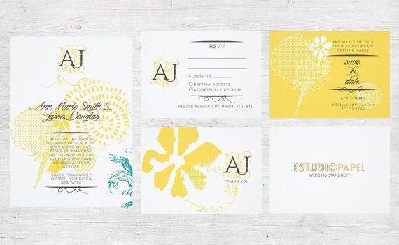 Questo Kit di nozze stampabile è pronto per la stampa presso il vostro negozio di stampa locale o la stampante di casa.  Questo pacchetto include: • Invito • Scheda di RSVP • Salvare la scheda di data • Biglietto di ringraziamento  Nota: Wedding Card disponibili su richiesta senza supplemento. Se desiderate un matrimonio carta stampabile, vi preghiamo di inviarci un messaggio prima dellacquisto.   Il file PDF includerà: 1 formato lettera PDF visualizzati due inviti (5 x 7 pollici). Si adatta…
