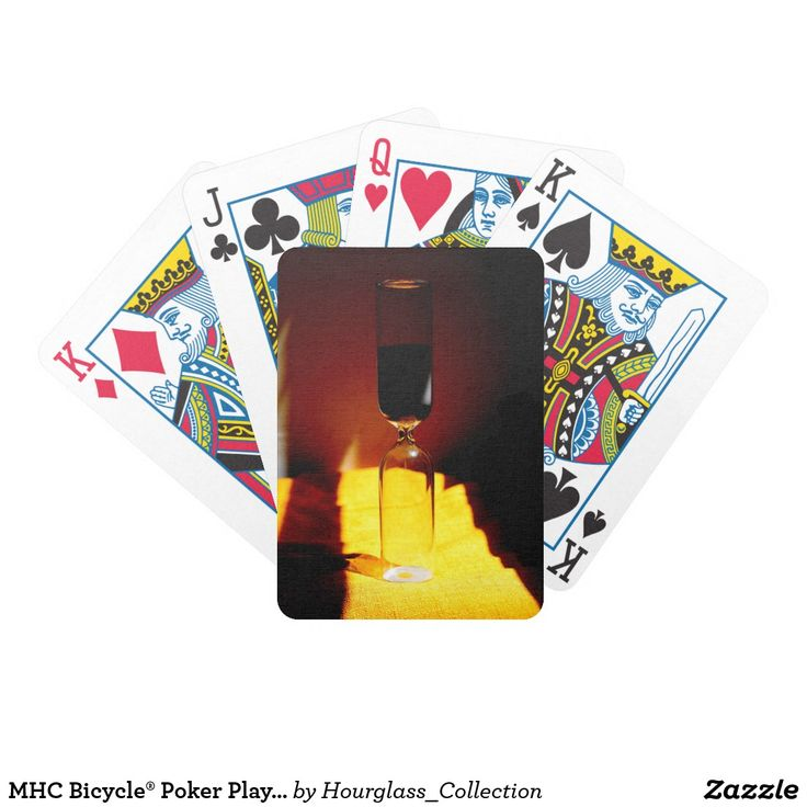 MHC Bicycle® Poker Playing Cards