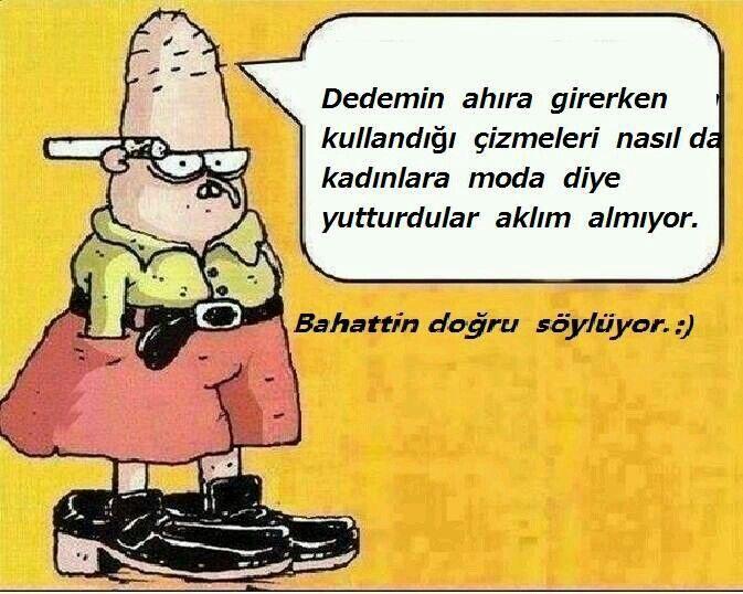 Bahattin doğru söylüyor :-)))