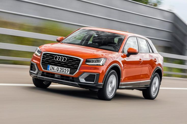 Audi Q2 - front