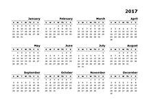 calendar template mac
