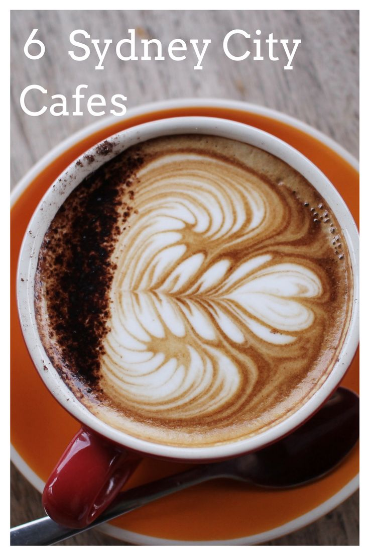 6 cafés in the Sydney central area that know how to do 'cafés' right